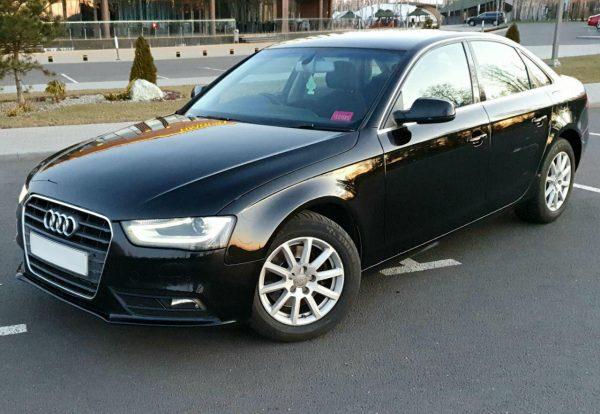 Прокат Audi A4